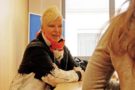 Mag.<sup>a</sup>Susanne Brandstetter im Interview