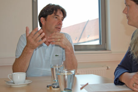 Interview mit Franz Gruber, MSc