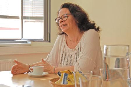 Interview mit GF DIin Sabine Pleininger, biohelp Garten & Bienen, © R. Burger
