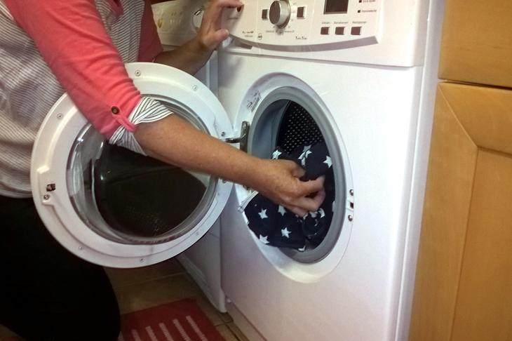 Foto: Meine Waschmaschine, © Ch. Ruspeckhofer, eNu