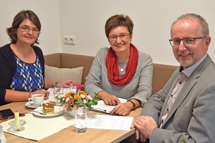 Interview mit Mag.a Lucia und Mag. Johannes Deinhofer, Leitung Bildungszentrum St. Benedikt