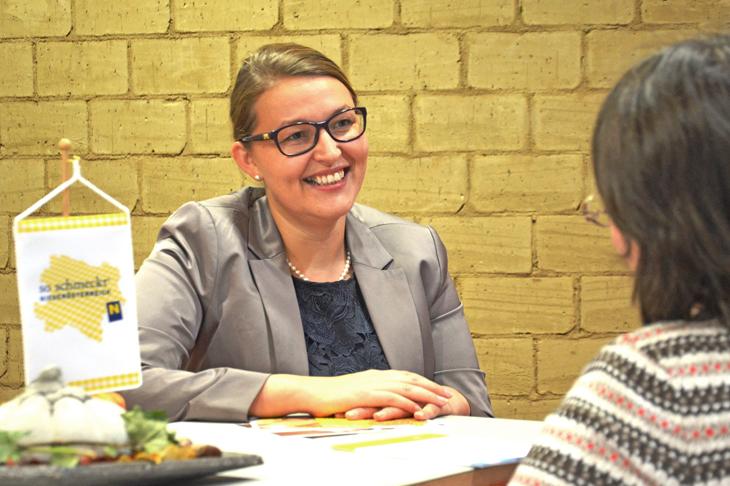 """Interview mit Mag.a. Christina Mutenthaler, Leiterin der Initiative """"So schmeckt Niederösterreich"""""""