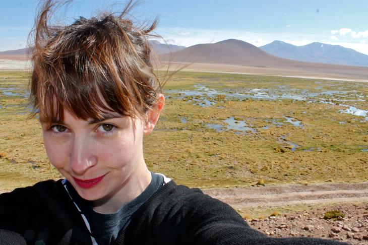 Bloggerin Stefanie Reichl