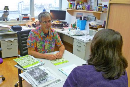 Foto: Interview mit Dr. Hans Peter Hutter - Ärztinnen für eine gesunde Umwelt, © eNu