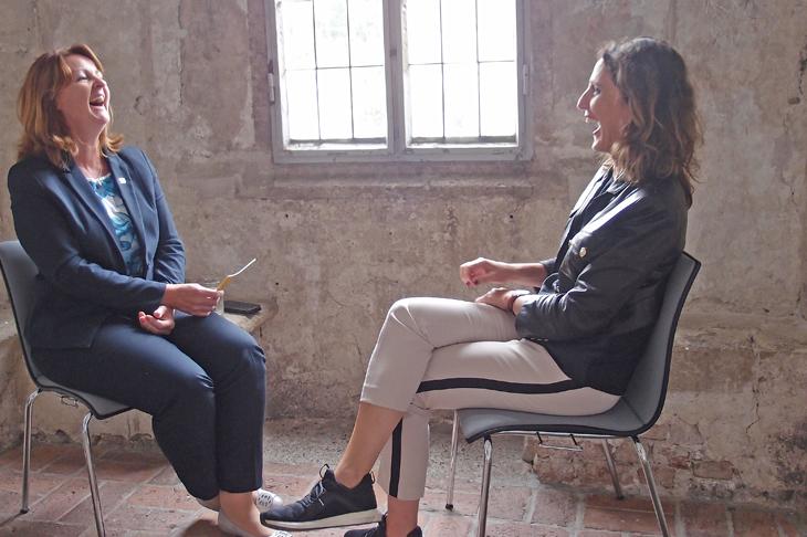 Interview mit Anja Förster
