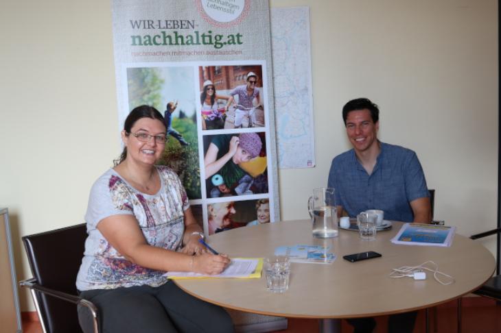 Interview mit Mag. Christian Paumann, MSc, BSc, »Tut gut!« Gesundheitsvorsorge GmbH