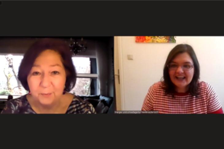 Interview mit Dr. Margit Meister, Leseumwelt