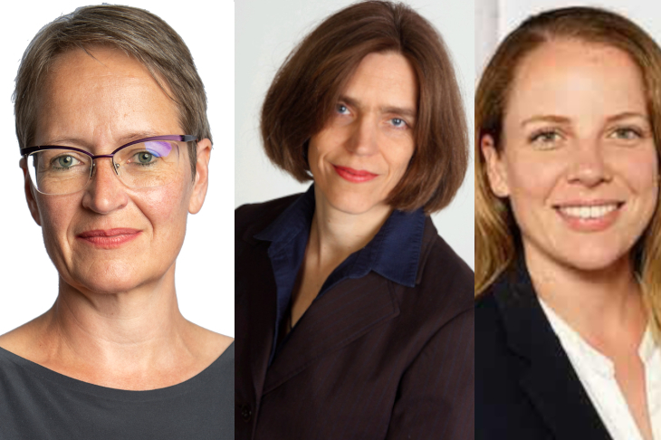 Nachgefragt bei Monika Auer, Dina Bacovsky und Nastassja Cernko