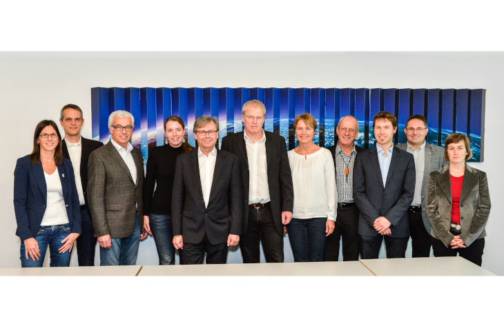 Muttererde-Gründung ORF, © Thomas Ramstorfer