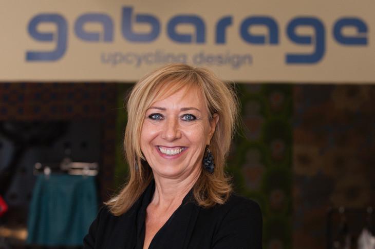 Interview - DSA Gabriele Gottwald-Nathaniel, MAS, gabarage - upcycling